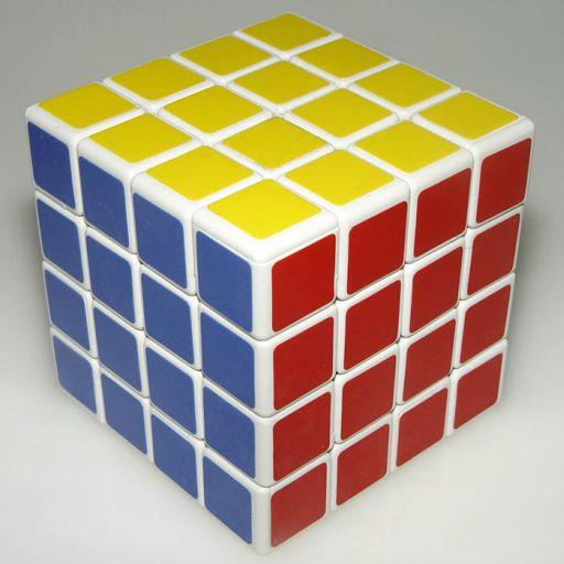 Shengshou 4x4x4 V5 Blanco