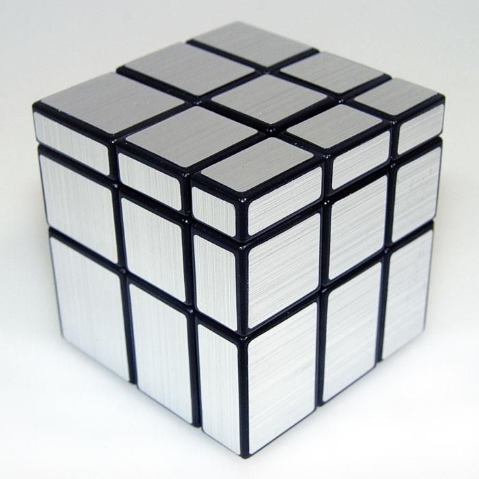 Shengshou 3x3x3 Mirror Plateado