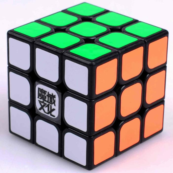 Moyu Aolong Plus 3×3 negro