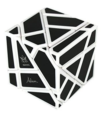 Mefferts Cubo Fantasma etiquetas negras