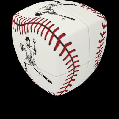 V-Cube baseball 2×2