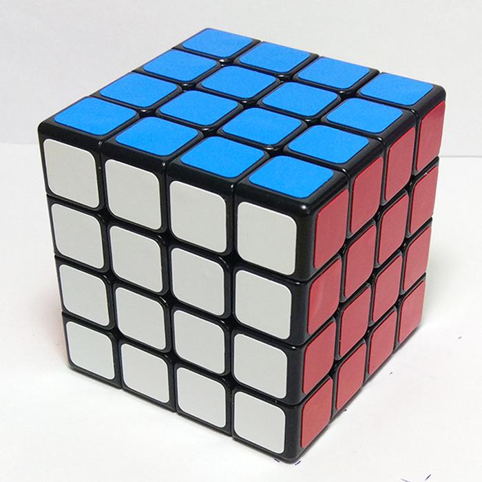 Shengshou Wind 4x4x4 negro