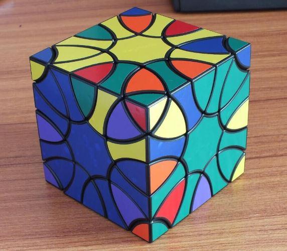VeryPuzzle Clover Negro