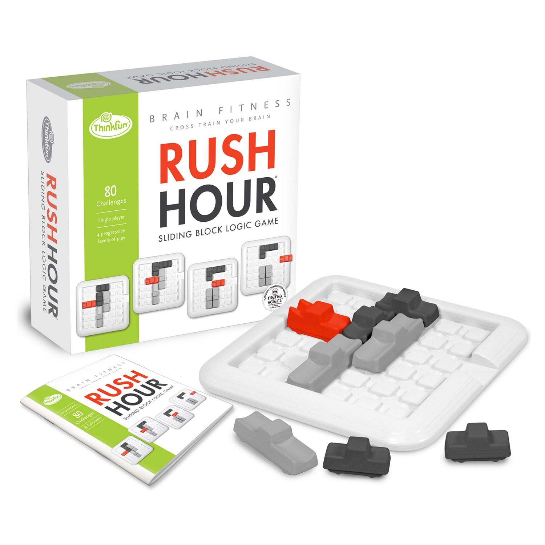 Thinkfun Rush Hour Brain Fitness