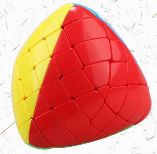 Shengshou Mastermorphix 5×5 stickerless