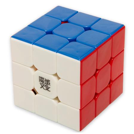 Moyu Hualong 3×3 stickerless