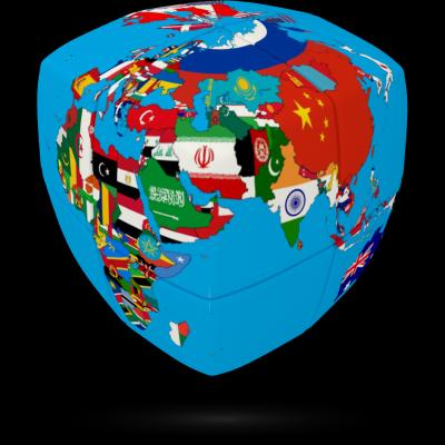 V-Cube united nations 2×2